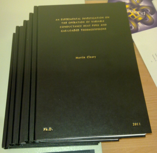 thesis printing and binding waterford Printing thesis printing & binding congratulations the writing and research is finally finished now, it's time to consult with university printing services to professionally print and bind your thesis.